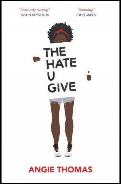 hate u give w/border