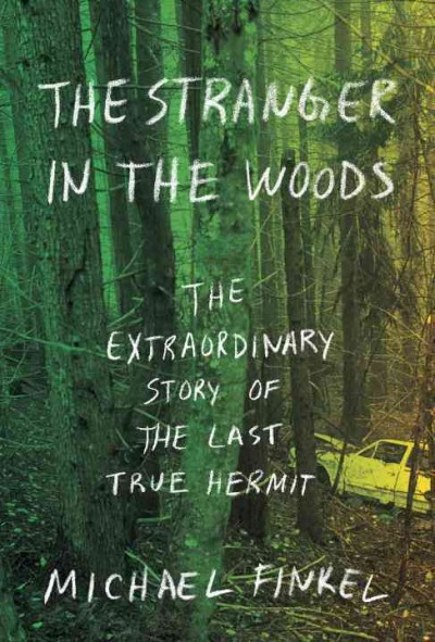 stanger in the woods