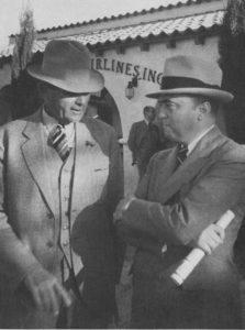 Tom White and J. Edgar Hoover