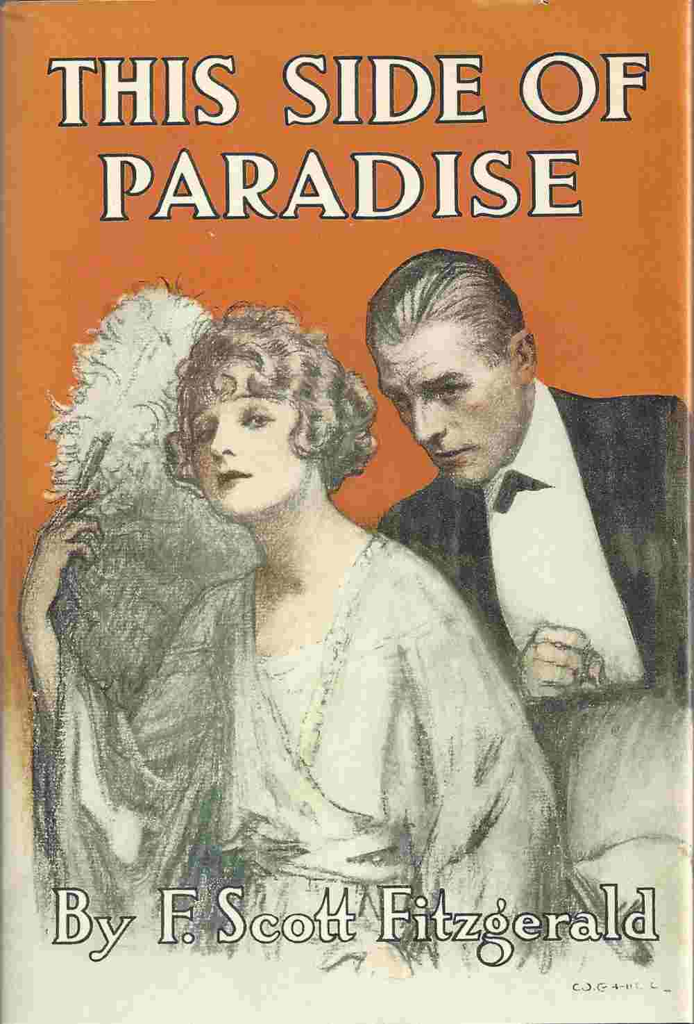 this side of paradise by fitzgerald
