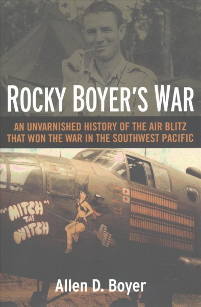 rocky boyers war