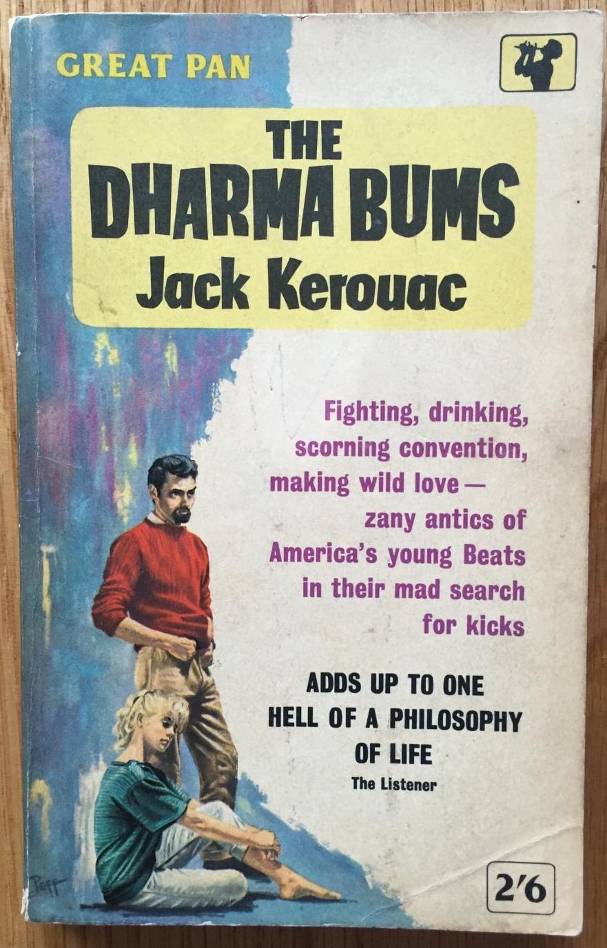 dharma bums 1962